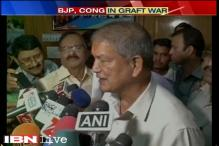 BJP releases video allegedly showing Harish Rawat's personal secretary seeking bribe from liquor mafia