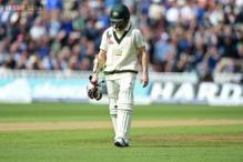 Ashes: England bowled really well, says Chris Rogers
