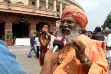 BJP's Sakshi Maharaj takes on Owaisi over remark on Yakub, says 'stop communal politics'