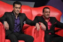 Would be happy when Sanjay's sentence ends and he is out: Salman Khan