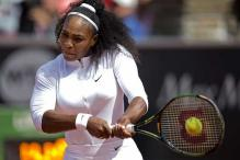 Serena Williams in easy win over Ysaline Bonaventure in Swedish Open
