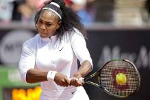 Serena Williams injures elbow in practice, pulls out of Swedish Open