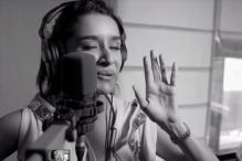 Shraddha Kapoor sings the reprise version of 'Bezubaan Phirse'  after the success of 'ABCD 2'