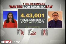 Lack of political will poses a hurdle in bringing a Good Samaritan law
