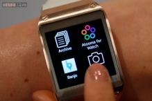 New sonar technology allows smartwatches to respond to mid-air gestures