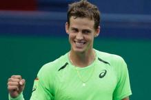 Vasek Pospisil overcomes heat, cramps to beat Lu in Atlanta Open