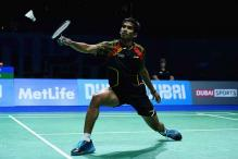 Indian challenge ends at Chinese Taipei Open