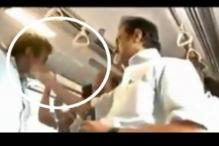 MK Stalin caught on camera slapping a DMK worker in Chennai metro