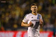 Steven Gerrard makes quiet debut for Los Angeles Galaxy