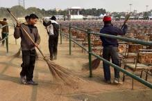 NDMC gardeners, sweepers to go abroad for training
