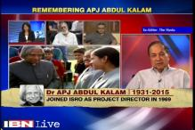 Although from a minority community, Abdul Kalam was a great unifier: N Ram
