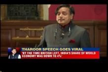 Watch: Full speech of Shashi Tharoor speech at Oxford Union