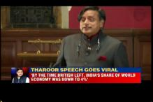 Read: Shashi Tharoor's full speech asking UK to pay India for 200 years of its colonial rule