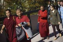 Tibetan monk sets himself on fire protesting Chinese rule: Rights groups