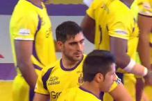 Telugu Titans Beat Dabang Delhi 36-28 in Pro Kabaddi