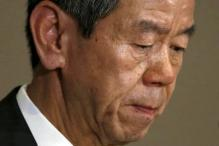 Toshiba CEO steps down over accounting scandal