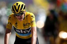 Tour de France: Relieved Froome hangs on despite Quintana surge