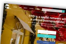 Wikipedia founder Jimmy Wales launches TPO, a charitable social network similar to Twitter