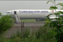 Turkish plane makes an emergency landing at IGI airport following a bomb threat