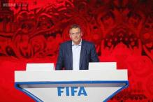 FIFA secretary general Jerome Valcke expects to leave with Sepp Blatter