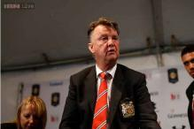 Manchester United coach Van Gaal refuses comment on signing Ramos