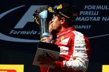 Ferrari's Sebastian Vettel wins classic Hungarian Grand Prix