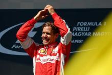 Sebastian Vettel still on maximum attack for title