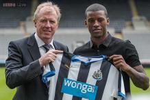 Georginio Wijnaldum leaves PSV for Newcastle United