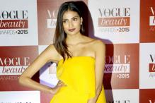 Look of the day: Sunil Shetty's daughter Athiya Shetty turns heads in Gauri and Nainika gown at Vogue Beauty Awards