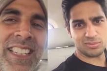 This video of Akshay Kumar, Sidharth Malhotra as Chutki and shopkeeper will make your day!