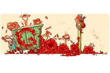 La Tomatina: Google doodles 70th anniversary of Spain's tomato-throwing festival