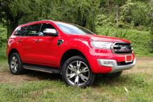 Review: 2015 Ford Endeavour