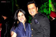 Riteish Deshmukh-Genelia complete 13 years in the film industry