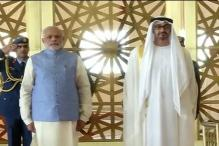 UAE Likely to Pledge $75 bn to India on Crown Prince's Visit