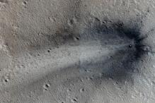 NASA images show possible wreckage of alien ship on Mars
