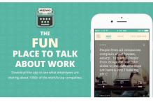 An app to help you air your office frustrations without the risk of getting sacked