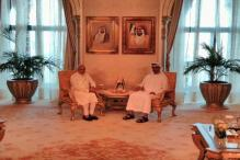 Narendra Modi holds talk with UAE Crown Prince