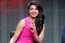 Look of the day: Priyanka Chopra looks flawless in a fuchsia coloured Victoria Beckham dress