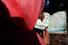 105-year-old Urdu copy of Shri Ramcharitmanas found