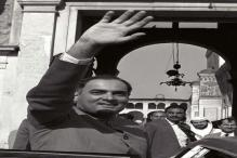 Rajiv Gandhi remembered on 71st birth anniversary