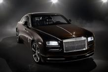Rolls-Royce Wraith 'Inspired by Music' edition introduced in India