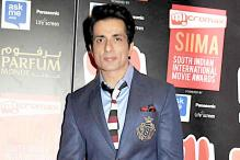 Sonu Sood trains with 'best' in the world