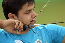 Abhishek Verma to battle for gold in Archery World Cup