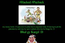 Pakistani hackers deface Rajasthan ACB website, post messages claiming India lost Kargil war