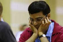 Viswanathan Anand draws with Fabiano Caruana in Sinquefield Cup