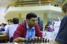 Viswanathan Anand loses to Hikaru Nakamura in Sinquefield opener