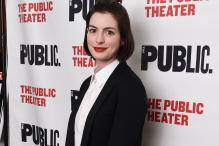 Anne Hathaway refers to her wedding as a 'soul stirring' experience
