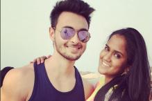 Arpita Khan and husband Aayush Sharma welcome the birth of a baby boy