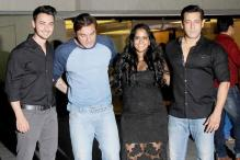 Sonakshi Sinha, Shraddha Kapoor, Salman Khan attend Arpita Khan's birthday party