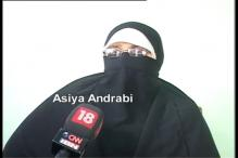 Dukhtaran-e-Millat chief Asiya Andrabi rules out any connection with ISIS, says she is fighting for Kashmir